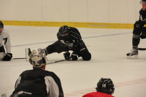 monarchs-camp-2012-stretching