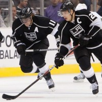 Kopitar and Brown (photo: M. Zampelli)