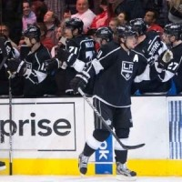Blues at Kings preview with coach Sutter – plus First Goal Contest