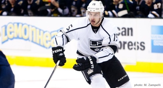 Brad Richardson LA Kings MayorsManor