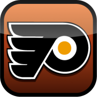 Post-game with Simmonds and Schenn – talking Lappy, chirping, celebrations