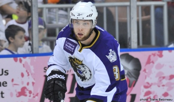 Jake Muzzin Manchester Monarchs MayorsManor