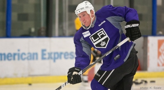 Matt Greene LA Kings MayorsManor