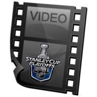RAW post-game video with Dustin Brown and Jarret Stoll