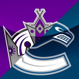 logo - canucks v kings
