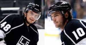Loktionov Richards LA Kings MayorsManor