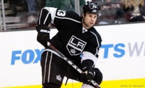 Willie Mitchell LA Kings MayorsManor