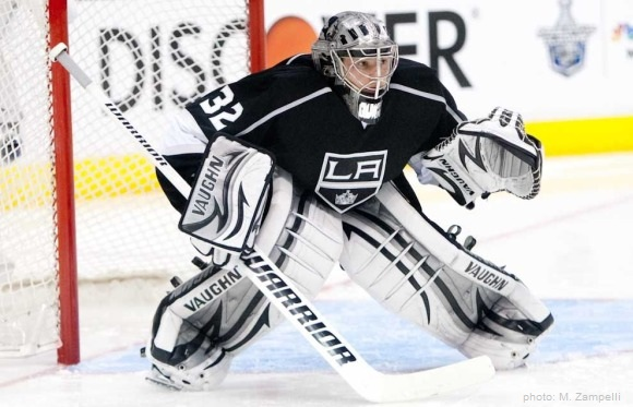 Jonathan Quick LA Kings MayorsManor