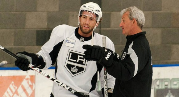 Stoll Sutter LA Kings MayorsManor