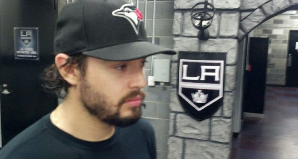 MayorsManor LA Kings Doughty Blue Jays