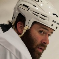 MayorsManor on-ice interview with LA Kings' Dustin Penner