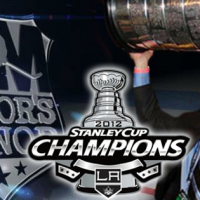 VIDEO: Bob Miller announces the LA Kings as Stanley Cup Champs
