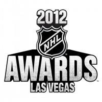 nhl awards 2012