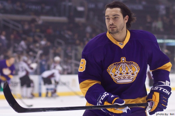 Drew Doughty LA Kings MayorsManor