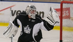 Berube LA Kings MayorsManor hockey