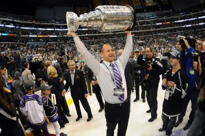 Zager with Cup