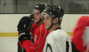 Monarchs Camp 2012 - day one - Prokhorkin