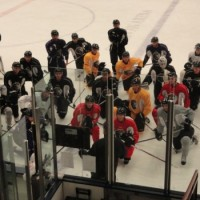 Monarchs Camp 2012 - day one - full group