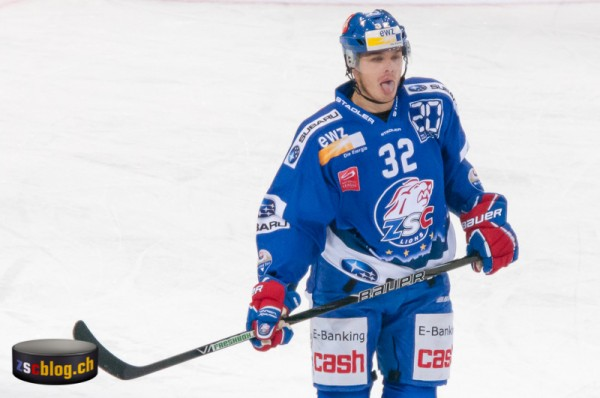 Dustin Brown ZSC LA Kings MayorsManor