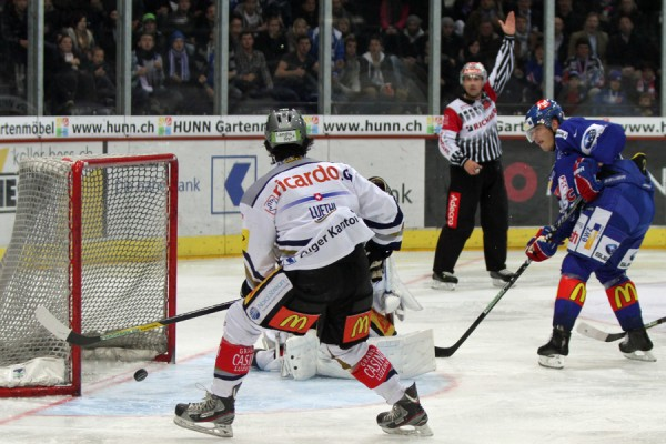 Dustin Brown ZSC Lions MayorsManor