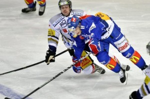 Dustin Brown debuts with ZSC Lions - MayorsManor