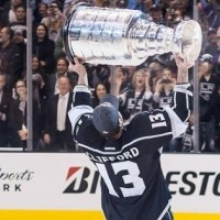 Breaking News:  Kyle Clifford signs with the Ontario Reign