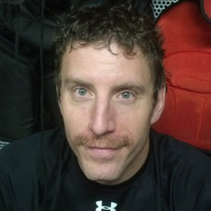 Rob Scuderi Movember NHLPA MayorsManor LA Kings