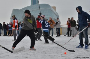 richards outdoor game