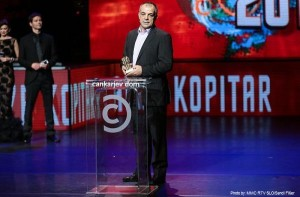 Kings Kopitar award Slovenia MayorsManor