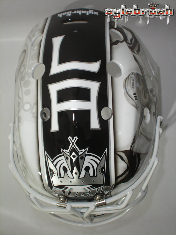 Berube 2013 mask top Kings MayorsManor