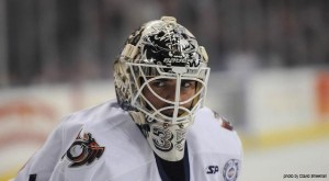 Berube goalie mask