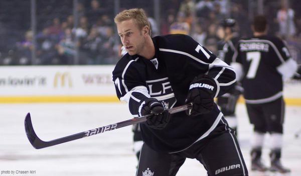 Jeff Carter LA Kings MayorsManor by Ikiri