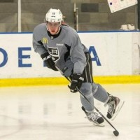 Anze Kopitar – Will he be ready to play on Saturday?
