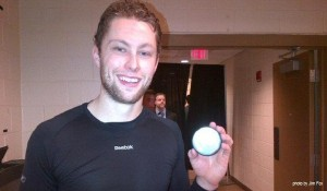 Jake Muzzin Kings goal MayorsManor