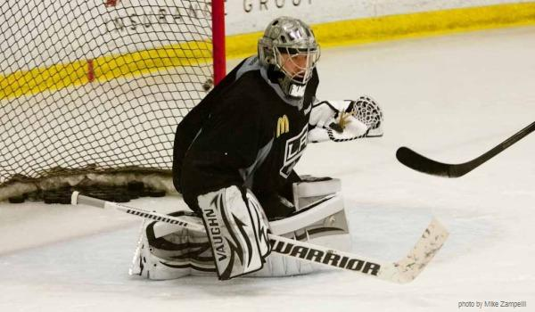 Quick lockout LA Kings Jan 2012 - by Zampelli