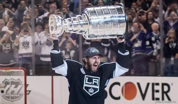 Mike Richards Stanley Cup Kings MayorsManor by Ikiri