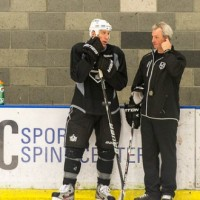 Scuderi Sutter Kings camp 2013 MayorsManor