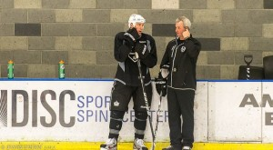 Scuderi Sutter Kings camp 2013