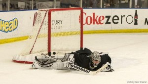 training camp - Jonathan Quick