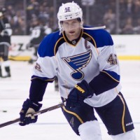 Backes St Louis Blues