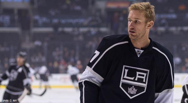 Jeff Carter LA Kings MayorsManorJeff Carter Kings