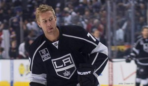 Jeff Carter LA Kings 2013 MayorsManor