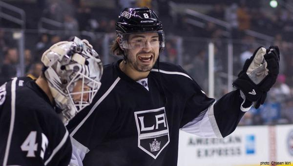 Doughty Drew LA Kings - MayorsManor
