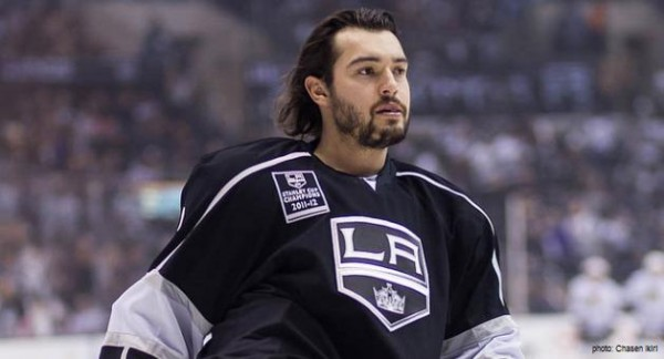 Drew Doughty LA Kings 2013 MayorsManor Cup
