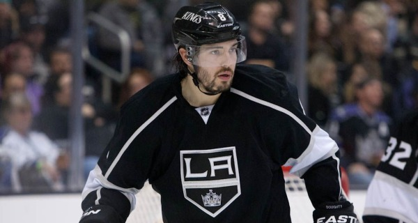 Drew Doughty Kings 2013