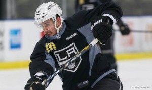Slava Voynov LA Kings 2013 MayorsManor