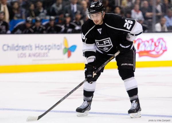 Slava Voynov LA Kings MayorsManor