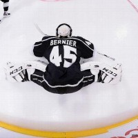 Bernier likely going again Tuesday, wishes he had shutout Monday