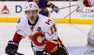 Cammy Flames Kings March 2013