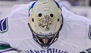 Roberto Luongo Vancouver Canucks MayorsManor